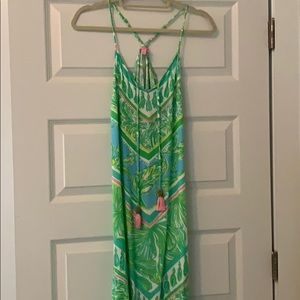 Maxi dress, excellent condition!
